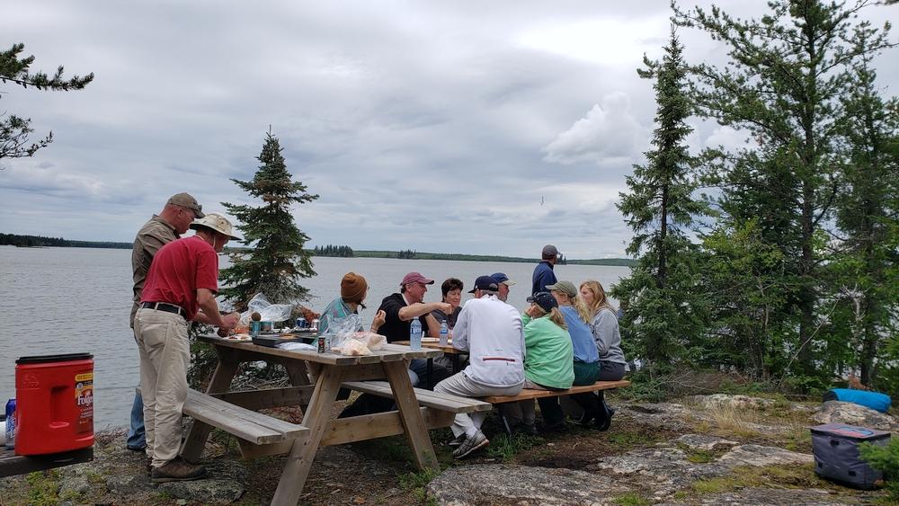 Manitoba Fishing Reports   Burntwood Lake Lodge